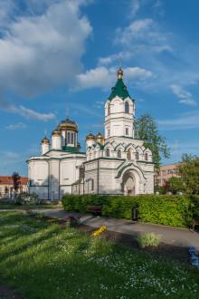 Cerkiew w Sokółce