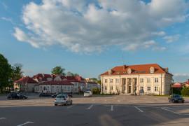 Siedziba Urzędu Miejskiego w Sokółce