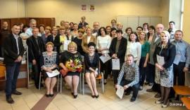 Pracownicy Urzędu Miejskiego w Sokółce