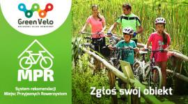 Banner Green Velo
