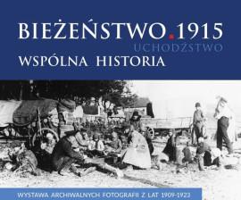"""Wtstawa """"Biezeństwo 1915"""""""