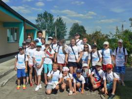 Uczestnicy kolonii OSiR w 2014 r.