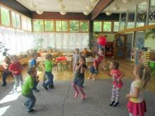 Sport w przedszkolu