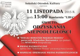 Plakat zaproszenie