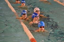 Pływaczki w Mławie