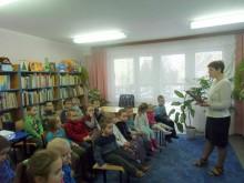 Spotkenie edukacyjne w bibliotece