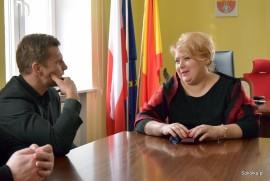 Spotkanie w sprawie Gali Boksu w Sokółce