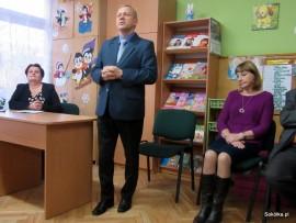 Zebranie w Przedszkolu Nr 1 w Sokółce
