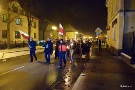 Marsz Pamięci Żołnierzy Wyklętych