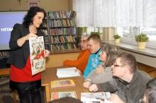 Polska w baśniach w bibliotece