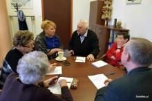 Rozmowy w sprawie powołania Rady Seniorów
