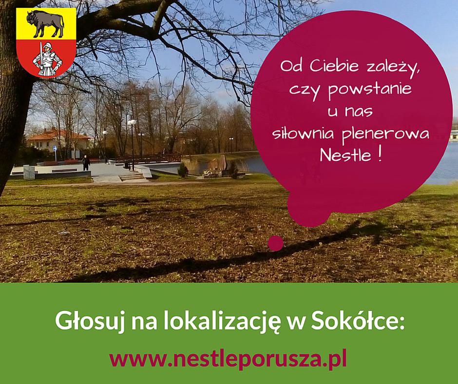 Siłownia Nestle w Sokółce