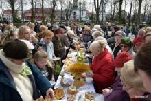 Śniadanie Wielkanocne w Sokółce