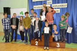 Zawody szachowe w Danówku
