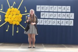 Festiwal Piosenki Rosyjskiej w ZSI