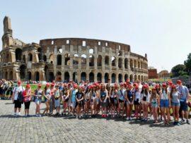 Wycieczka we Włoszech