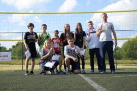 Volleymania w Olsztynie