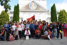 Młodzież z Angoli w Sokółce