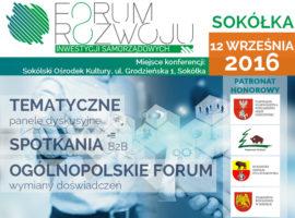 Forum Rozwoju Inwestycji Samorządowych