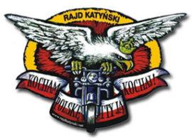Rajd Katyński logo