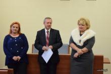 Spotkanie organizacyjne Młodzieżowej Rady Miejskiej w Sokółce