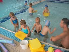 Baby pływalnia