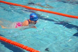 Pływaczka UKS Omega