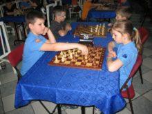 Szachiści w czasie gry