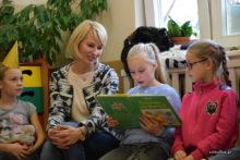 Urodziny Kubusia Puchatka w Klubie Czytających Rodzin