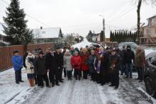 Ukończenie przebudowy drogi gminnej w Nowej Kamionce