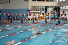 Maraton pływacki w Sokółce
