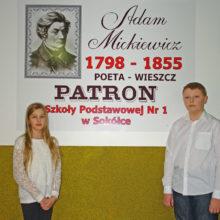 Hanna Winiarska i Adam Szymak