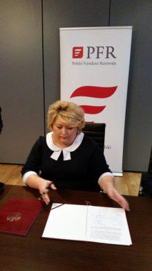 Podpisanie poruzumienia