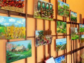 Wystawa Barbary Sawickiej