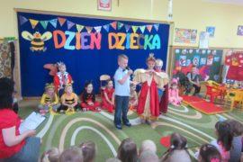 Przedstawienie przedszkolaków
