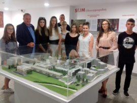 Młodzież w Sejmie
