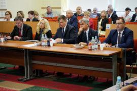Sesjw w Urzędzie Marszałkowskim w Białymstoku