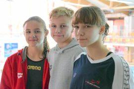 Sokółkę reprezentowała trójka zawodników UKS Omega
