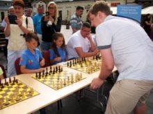 Memoriał szachowy w Suwałkach