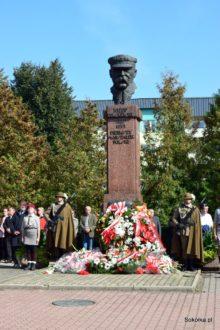 Pomnik Marszałka Piłsudskiego w Sokółce