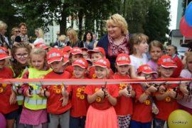Otwarcie placu zabaw w Sokółce