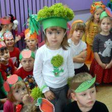 Przedszkolacy z czwórki dbają o zdrowe odżywianie