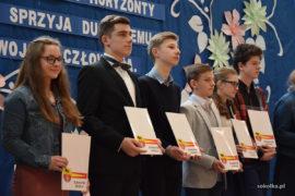 Stypendia Burmistrza Sokółki