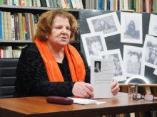 Promocja książki Leonardy Szubzda w Bibliotece Publicznej