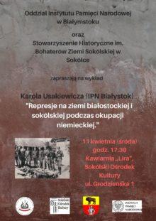 Zaproszenie na Przystanek Historia 11.04.2018