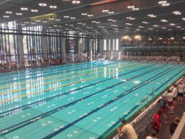 Pływalnia w Warszawie