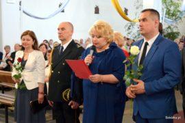 Intronizacja w Sokółce