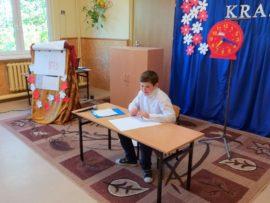 Święto Konstytucji 3 Majw Szkole Podstawowej w Geniuszach