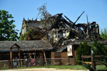 Spalona Tatarska Jurta
