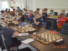Turniej szachowy w Sercu